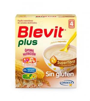 BLEVIT PLUS SUPERFIBRA APTO DIETA SIN GLUTEN