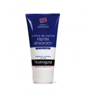 NEUTROGENA CREMA DE MANOS RAPIDA ABSORCION