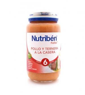 NUTRIBEN POLLO TERNERA A LA CASERA