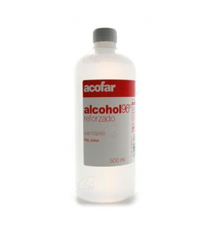 ACOFAR ALCOHOL ETILICO 96º REFORZADO
