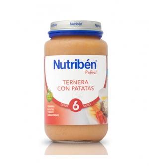 NUTRIBEN TERNERA CON PATATAS