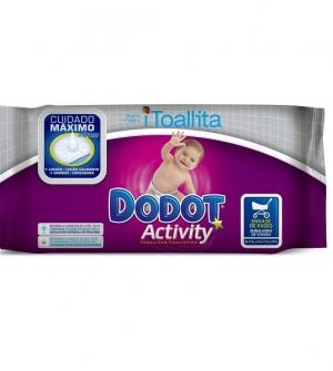 TOALLITAS DODOT ACTIVITY