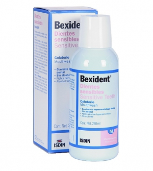 BEXIDENT DIENTES SENSIBLES 500ML