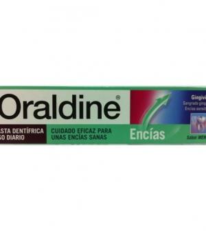 ORALDINE ENCIAS PASTA DENTAL