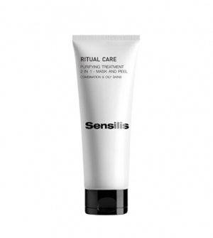SENSILIS RITUAL CARE 2 IN 1 MASK AND PEEL